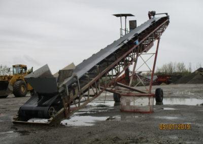 """Grasan 48""""x80' conveyor"""