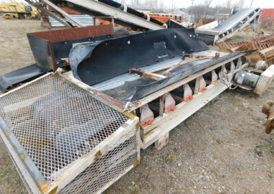 Assorted shorter conveyors (4) to choose